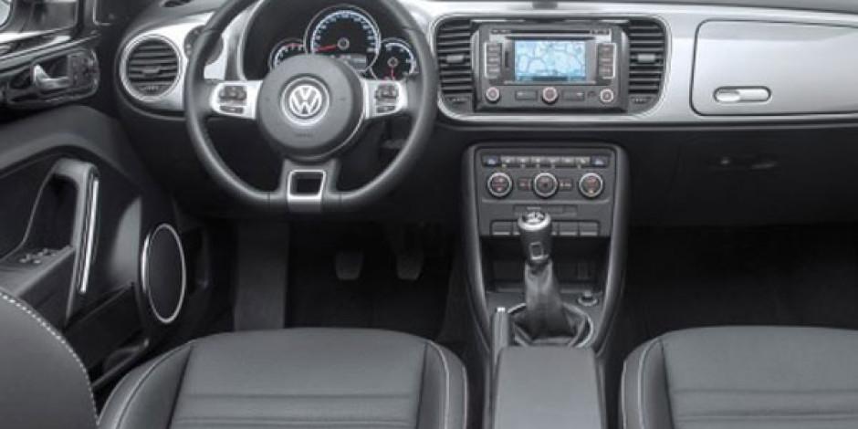 Apple ve Volkswagen Ortaklığı iBeetle'ı Hayata Geçiriyor
