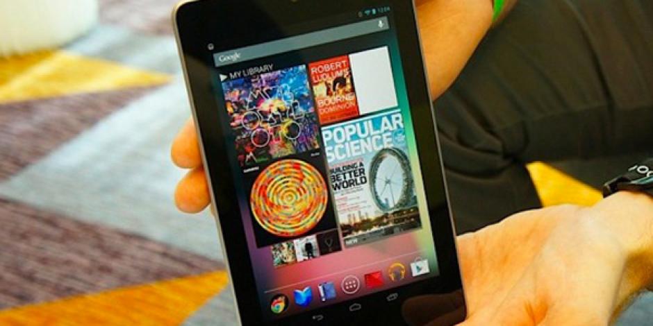Google Yıl Sonuna Kadar 8 Milyon Nexus 7 Satacak