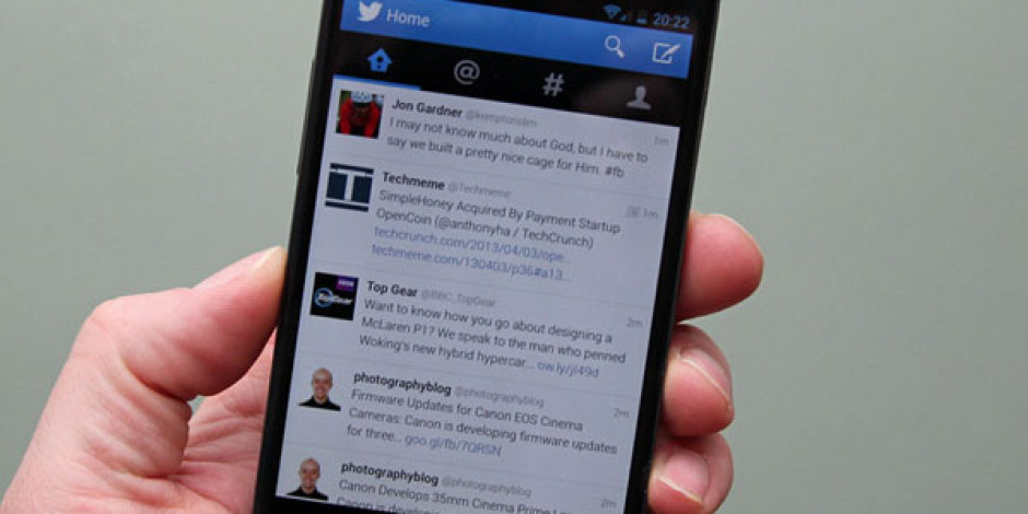 Twitter Video ve Reklam Yayınları İçin TV Şirketleriyle Görüşüyor