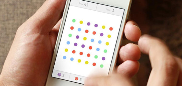 Dots: Fenomen Olmaya Aday iPhone Oyunu