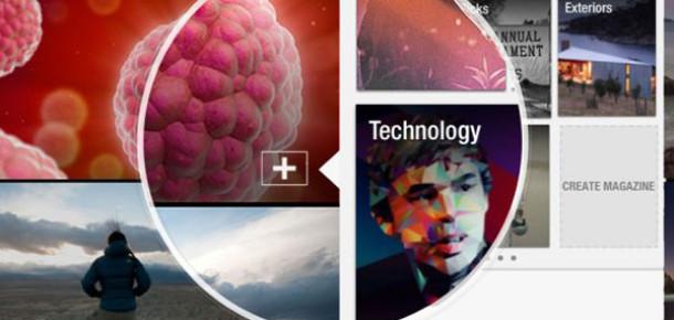 Flipboard'un Dergi Oluşturma Özelliği Android'de