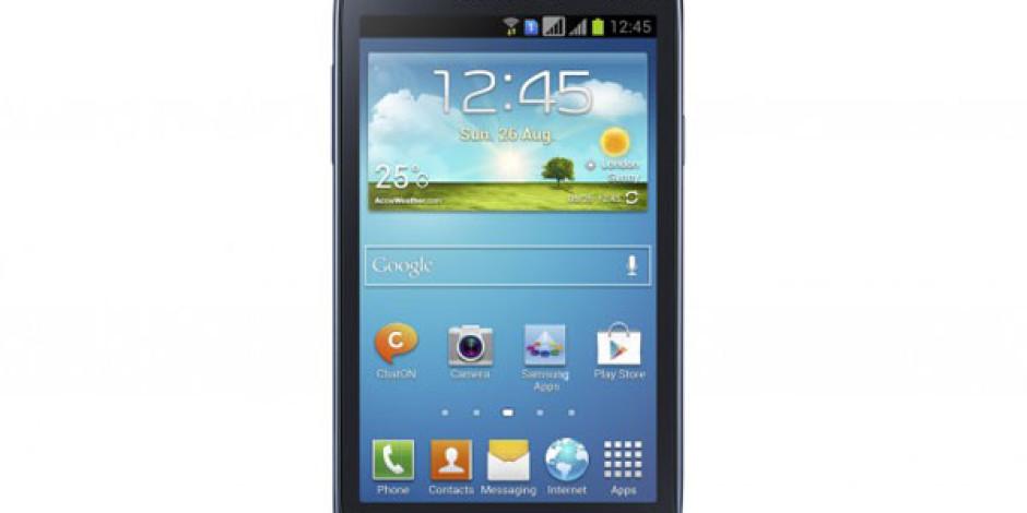 Samsung Yeni Ekonomik Akıllı Telefonu Galaxy Core'u Tanıttı