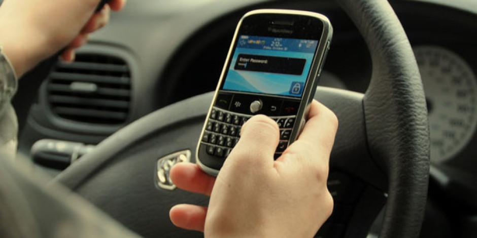 Araba Kullanırken Mesaj Yazmak, Akollü Araç Kullanımından Daha Zararlı