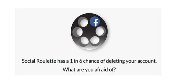 Facebook'tan Rus Ruleti Uygulamasına Müdahale