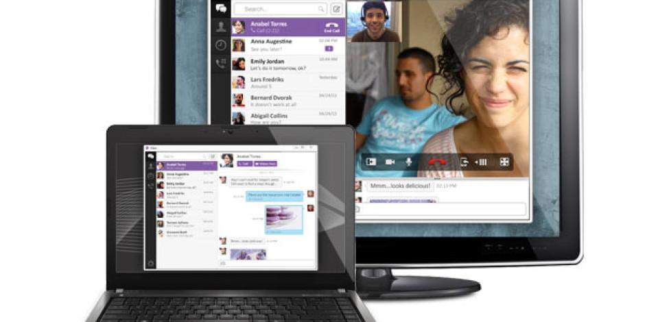 200 Milyon Üyeye Ulaşan Viber'in PC Uygulaması Yayınlandı