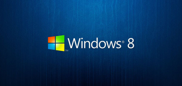 Windows 8 Yavaş ve Derinden İlerliyor