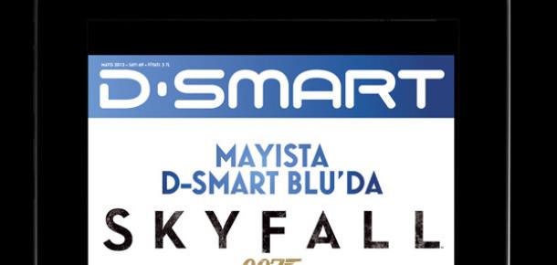 D-Smart Dergi Bundan Böyle Ücretsiz Olarak Android'de