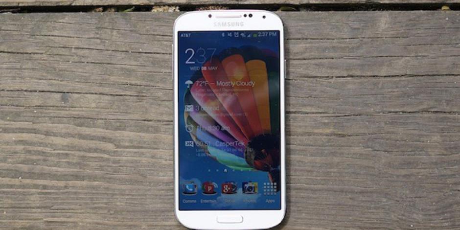 Samsung Galaxy S IV 4 Günde 4 Milyon Adet Sattı