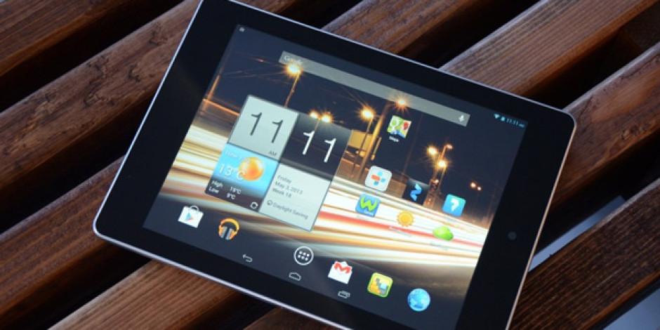 Acer iPad mini Katili Tableti Iconia A1'i Tanıttı
