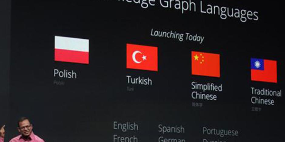 Google'ın Akıllı Arama Özelliği Knowledge Graph Artık Türkçe