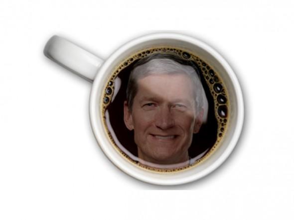 Tim Cook ile Kahve İçmek İçin 610 Bin Dolar Teklif Etti