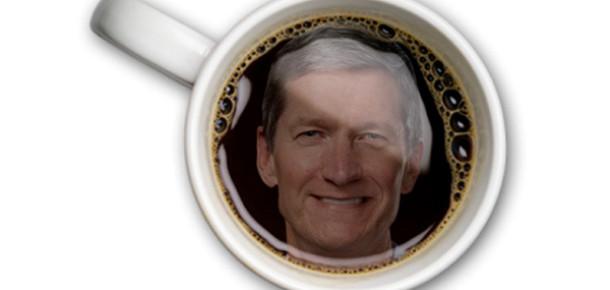 Tim Cook ile Kahve İçmenin Bedeli 610 Bin Dolar