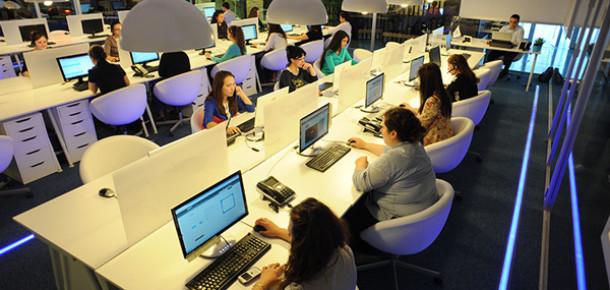 Türkticaret.net'ten Teknoloji Devlerini Kıskandıracak Yeni Ofis
