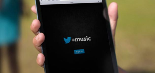 Twitter Music Beklenen İlgiyi Görmedi