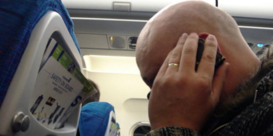 Uçuşlarda Elektronik Cihazlarını Kapatmayanların Oranı Yüksek Çıktı