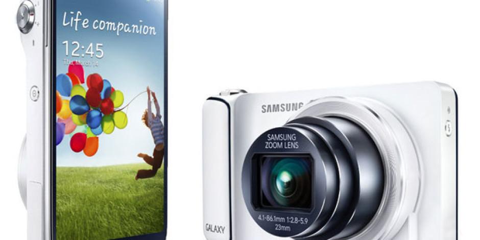 16 Megapiksel Kameralı, Optik Lensli Samsung Galaxy S4 Zoom Tanıtıldı