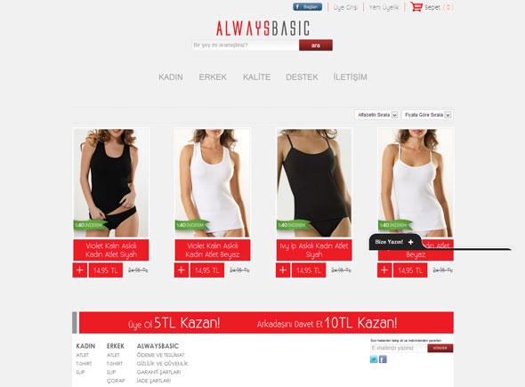 alwaysbasic.com