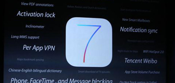 Apple WWDC 2013'te Hangi Yenilikleri Tanıttı?