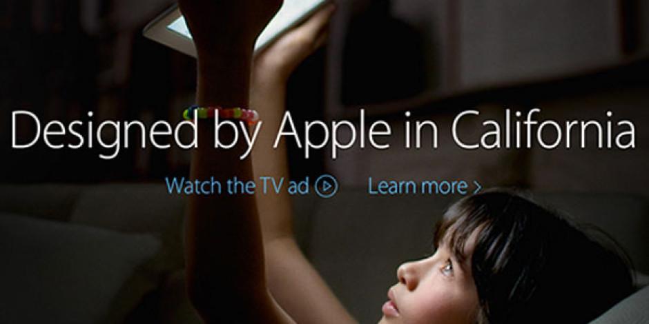 Apple'dan Milliyetçilik Alt Metinli Yeni Reklam Kampanyası
