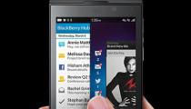 Blackberry'nin Yeni Amiral Gemisi A10 Kasım'da Geliyor