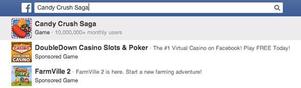 Facebook Sponsorlu Sonuçlar