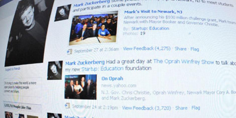 Artan Yaş Ortalaması Facebook'un Popülaritesini Düşürüyor