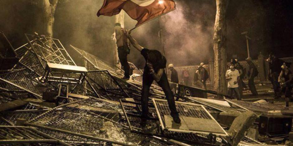 Gezi Parkı Eylemlerinde Neler Oldu? [İnfografik]