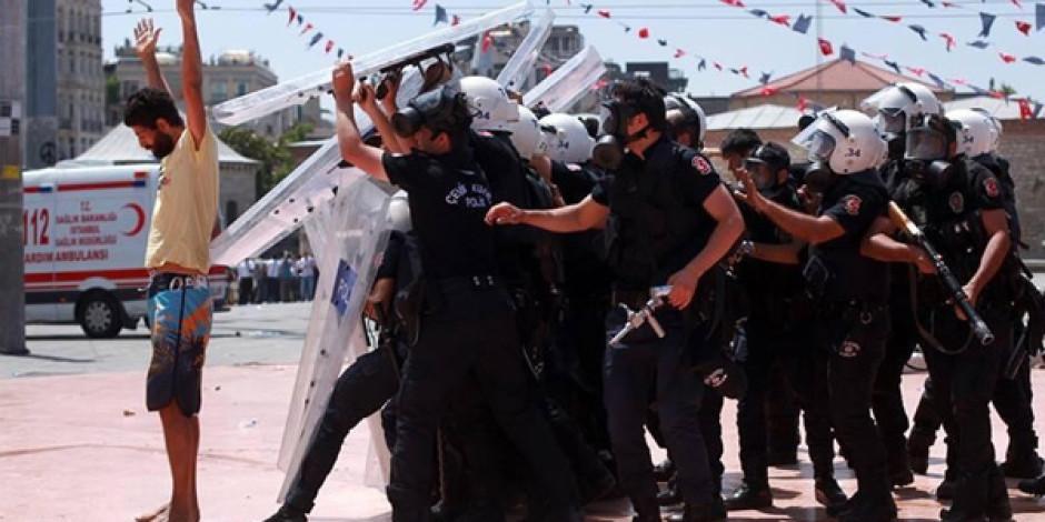 İstanbul Emniyet Müdürlüğü'ne Göre Suçlu Sosyal Medya