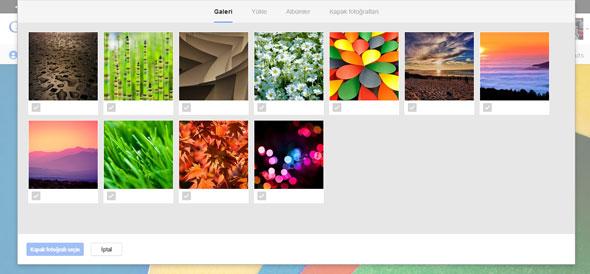 Google+ Kapak Fotoğrafı