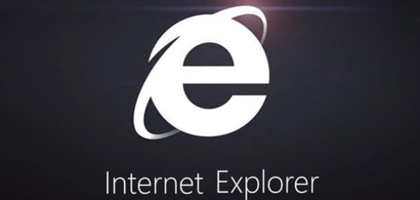 En Tasarruflu İnternet Tarayıcısı Internet Explorer 10