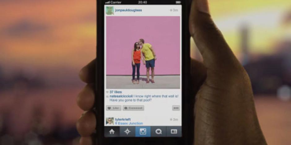 Instagram Kullanıcıları İlk 24 Saatte 5 Milyon Video Yükledi