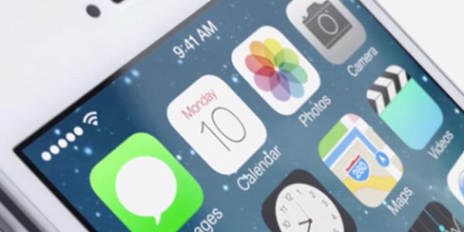 Apple iOS 7 İçin LinkedIn Entegrasyonunu Test Ediyor
