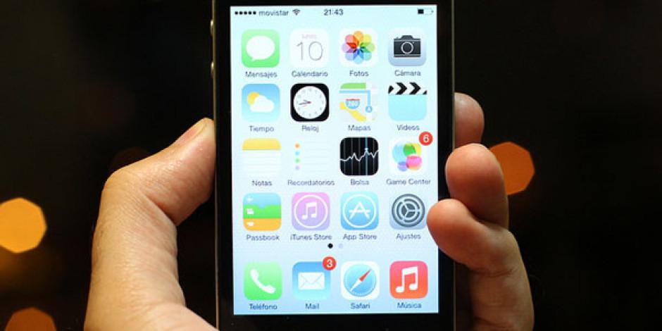 Apple iOS 7'ye Baş Hareketleriyle Kontrol Özelliği Ekledi