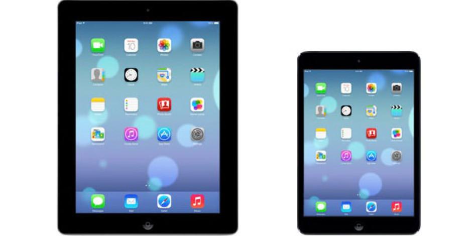 Apple iOS 7'nin iPad Beta Sürümünü Yayınladı