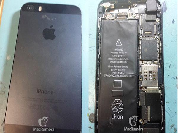 iPhone 5S'in Tasarımı Çift LED Flaş İddiasıyla Birlikte Ortaya Çıktı
