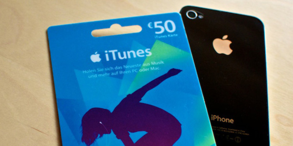 iTunes'ta Her Gün 500 Bin Yeni Hesap Açılıyor