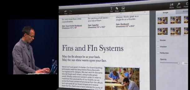 Apple Kaçan Treni iWork For iCloud İle Yakalamaya Çalışıyor