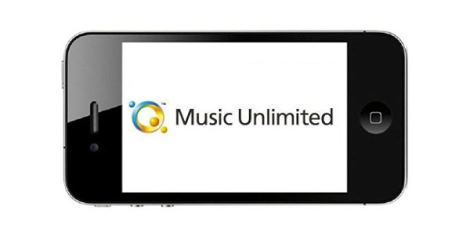 Sony Music Unlimited Servisiyle iOS'a Kaliteli Müzik Getiriyor