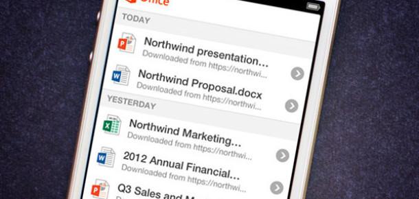 iOS Sonunda Office'e Kavuştu: Office 365'in iPhone Versiyonu Yayında