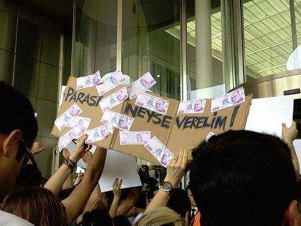 NTv Protesto