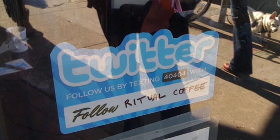 Dev Markalar Twitter'da Daha Fazla Büyüme Kaydediyor