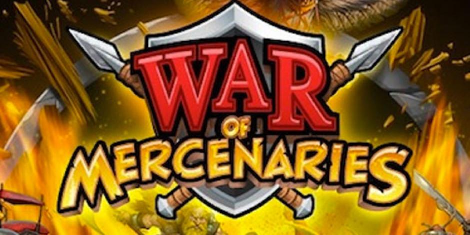 Peak Games'ten Yeni Strateji Oyunu: War of Mercenaries