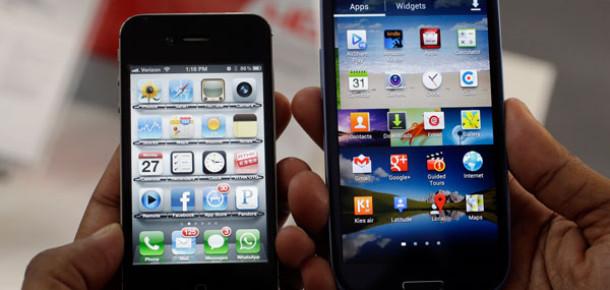 Apple ve Samsung'un Akıllı Telefon Pazarındaki Payları Düşüyor [Rapor]