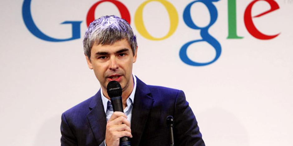 """Larry Page: """"Her Gün 1,5 Milyon Android Cihaz Satılıyor"""""""