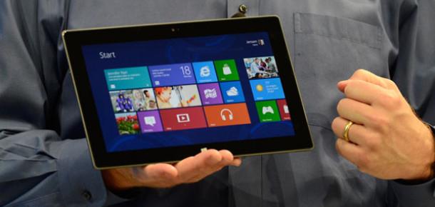 Surface Tablet Macerası Microsoft'a Pahalıya Patladı