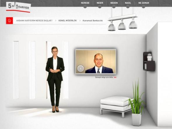 5N1Kariyer.com: Akbank'tan İnteraktif Kariyer Sitesi