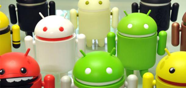 Google Play, Uygulama İndirilme Sayısında App Store'u Geçti [Araştırma]