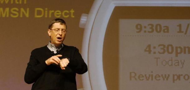 Microsoft'un Akıllı Saatinin Özellikleri Ortaya Çıktı