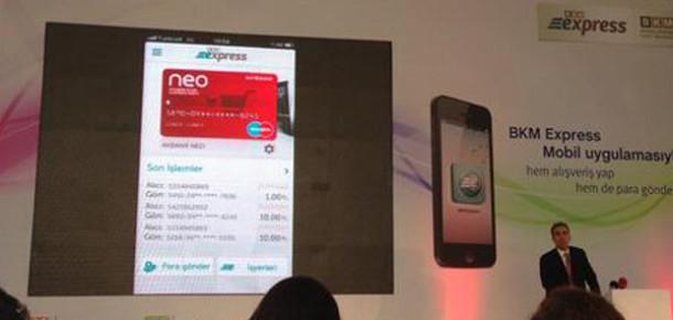 BKM Express, Ücretsiz iPhone Uygulamasıyla Mobile Adım Attı