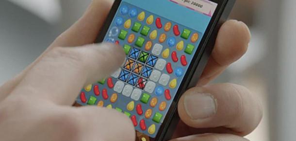 Candy Crush Günde 600 Milyon Kez Oynanıyor